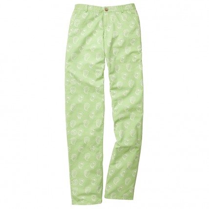 Shucker Pant - Lime